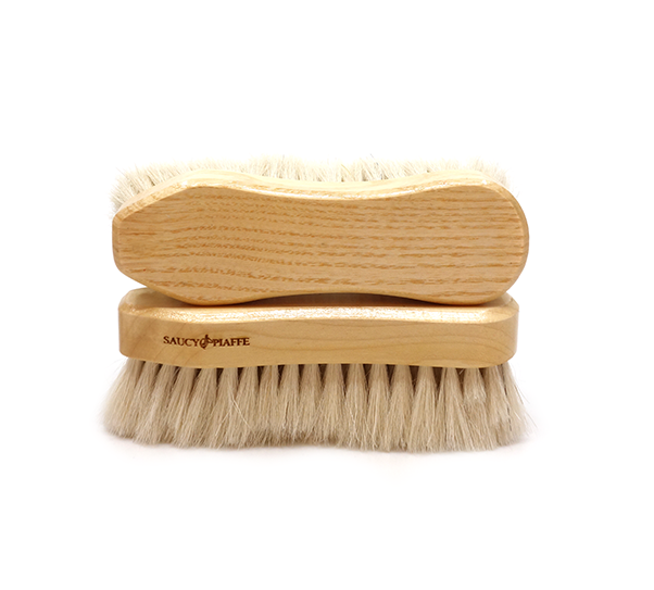 Saucy Piaffe Ivory face brush